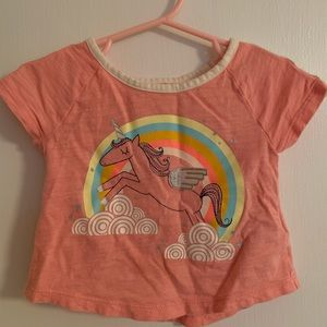 Baby GAP Unicorn T-shirt size 12-18m